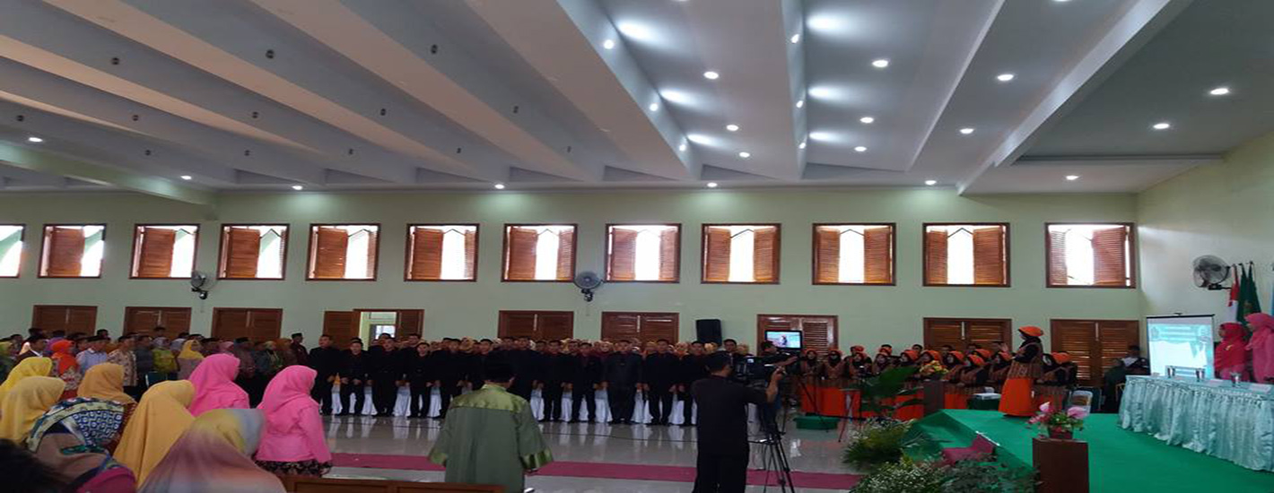 Sumpah Profesi Ners STIKES Aisyiyah Surakarta